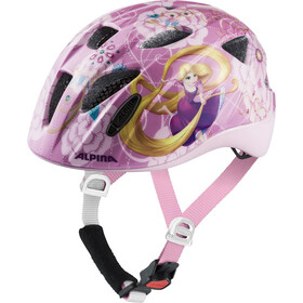Alpina Ximo Helmet Disney Rapunzel